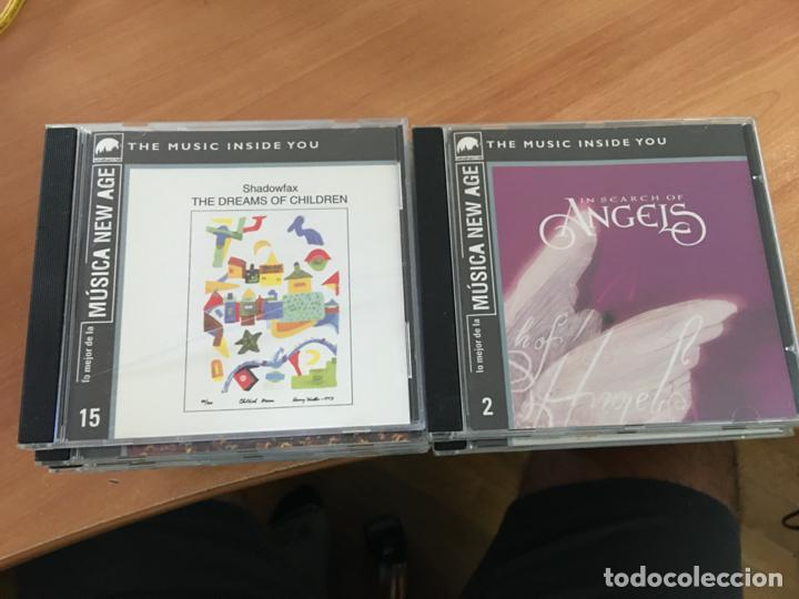 CDs de Música: LO MEJOR DE LA MUSICA NEW AGE COMPLETA 1 AL 26 (CDIB13) - Foto 3 - 221390125