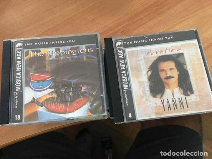 CDs de Música: LO MEJOR DE LA MUSICA NEW AGE COMPLETA 1 AL 26 (CDIB13) - Foto 5 - 221390125