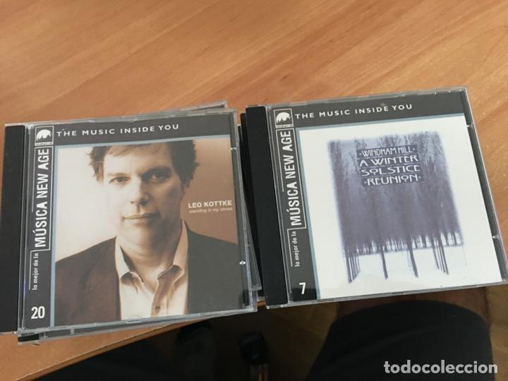 CDs de Música: LO MEJOR DE LA MUSICA NEW AGE COMPLETA 1 AL 26 (CDIB13) - Foto 8 - 221390125