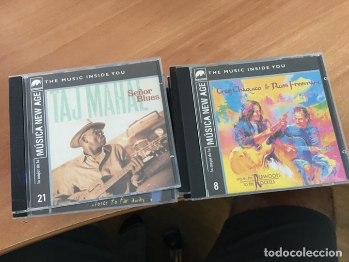 CDs de Música: LO MEJOR DE LA MUSICA NEW AGE COMPLETA 1 AL 26 (CDIB13) - Foto 9 - 221390125