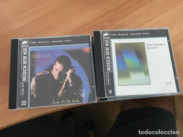CDs de Música: LO MEJOR DE LA MUSICA NEW AGE COMPLETA 1 AL 26 (CDIB13) - Foto 10 - 221390125