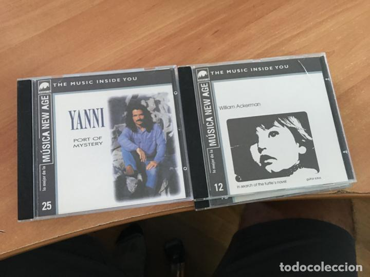 CDs de Música: LO MEJOR DE LA MUSICA NEW AGE COMPLETA 1 AL 26 (CDIB13) - Foto 13 - 221390125