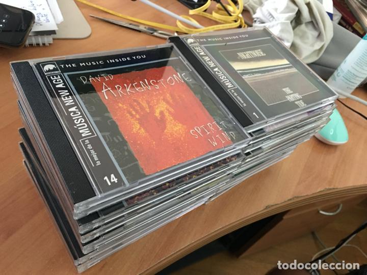 LO MEJOR DE LA MUSICA NEW AGE COMPLETA 1 AL 26 (CDIB13) (Música - CD's New age)