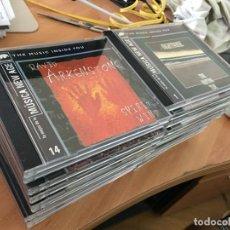 CDs de Música: LO MEJOR DE LA MUSICA NEW AGE COMPLETA 1 AL 26 MENOS EL Nº 17 (CDIB13). Lote 221390125