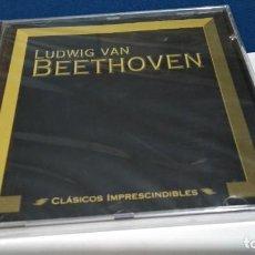 CDs de Música: CD CLÁSICOS IMPRESCINDIBLES ( LUDWIG VAN BEETHOVEN ) 2000 PLANETA DE AGOSTINI PRECINTADO NUEVO. Lote 221414867