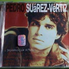 CDs de Música: PEDRO SUÁREZ VÉRTIZ - DEGENERACIÓN ACTUAL - 2001 - EDICIÓN PERUANA - COMPRA MÍNIMA 3 EUROS. Lote 221416510