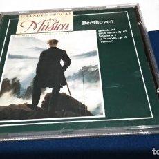 CDs de Música: CD GRANDES EPOCAS DE LA MUSICA - BEETHOVEN 1992 PLANETA GEP 1º PERFECTO ESTADO. Lote 221417580