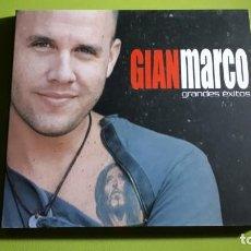 CDs de Música: GIAN MARCO - GRANDES ÉXITOS - EDICIÓN COLOMBIANA - COMPRA MÍNIMA 3 EUROS. Lote 221424608