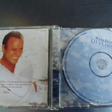 CDs de Música: JULIO IGLESIAS-CD DIVORCIO. Lote 221428482