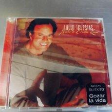 CDs de Música: JULIO IGLESIAS-CD NOCHE DE CUATRO LUNAS. Lote 221428556