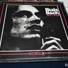 CDs de Música: CD ( LLUÍS LLACH ?– ARA I AQUÍ ) 1991 FONOMUSIC NUEVA CANCION, BALLAD - PERFECTO ESTADO. Lote 221429685