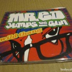 CDs de Música: MR. ED JUMPS THE GUN- WILD THANG. Lote 221432662