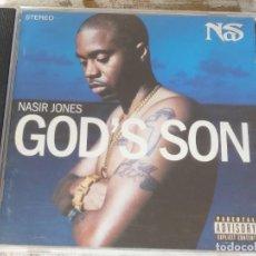 CDs de Música: NAS / GOD ·S SON / CD. Lote 221434131