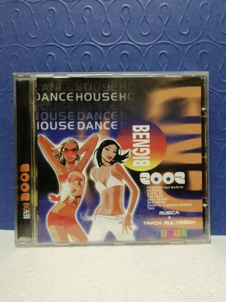 CD DISCOTECA BIG BEN MOLLERUSA (Música - CD's Otros Estilos)
