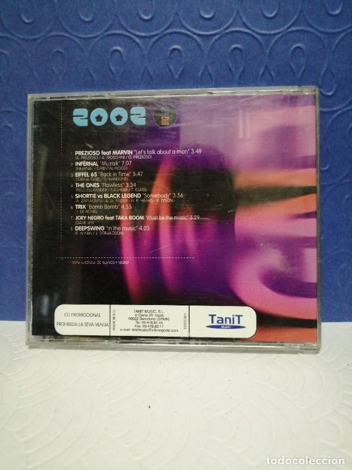 CDs de Música: CD DISCOTECA BIG BEN MOLLERUSA - Foto 2 - 221437568