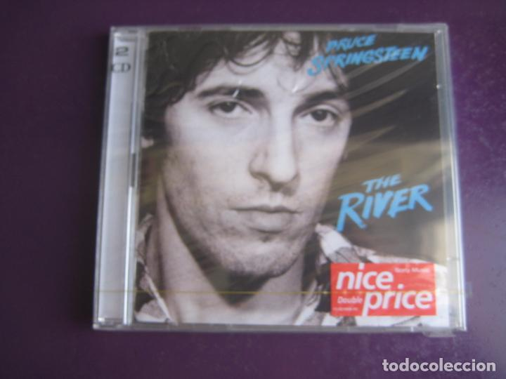 BRUCE SPRINGSTEEN - THE RIVER - DOBLE CD PRECINTADO EDICION DE 1994 (Música - CD's Rock)