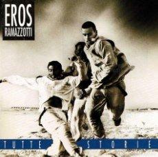 CDs de Música: EROS RAMAZZOTTI - TUTTE STORIE. CD. Lote 221457582