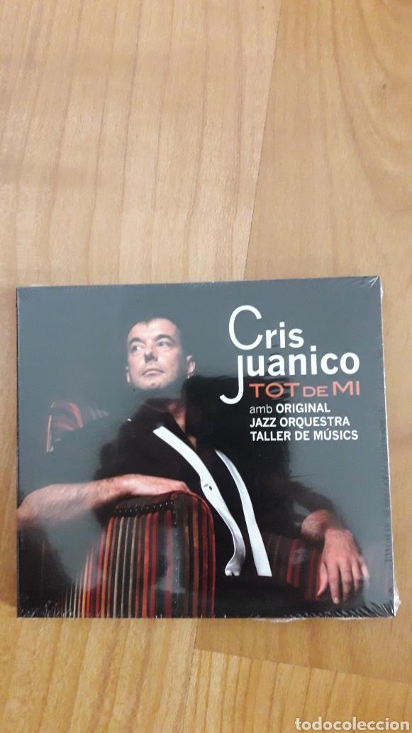 CRIS JUANICO. TOT DE MI. AÚN RETRACTILADO (Música - CD's Otros Estilos)