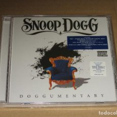 CDs de Música: (SIN ABRIR) SNOOP DOGG - DOGGUMENTARY. Lote 221474613