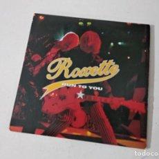 CDs de Música: ROXETTE-RUN TO YOU CDSINGLE EDITADO POR EMI EN 1994. Lote 221475873