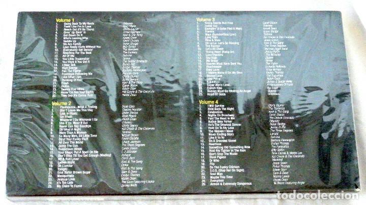 CDs de Música: CD 100 DISCO CLASSICS 4 CD BOX SET, TIME MUSIC INTERNATIONAL LIMITED, NUEVO PRECINTADO,5033606800823 - Foto 2 - 221476822