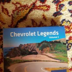 CDs de Música: CHEVROLET LEGENDS. VOLÚMEN 2. Lote 221480972