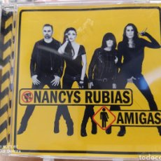 CDs de Música: NANCYS RUBIAS–AMIGAS . CD SINGLE. BUEN ESTADO. Lote 221491980
