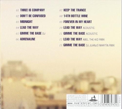 CDs de Música: CARLOS JEAN * CD * EL PLAN B * Subterfuge * Ltd Digipack * Precintado!! - Foto 2 - 221500711