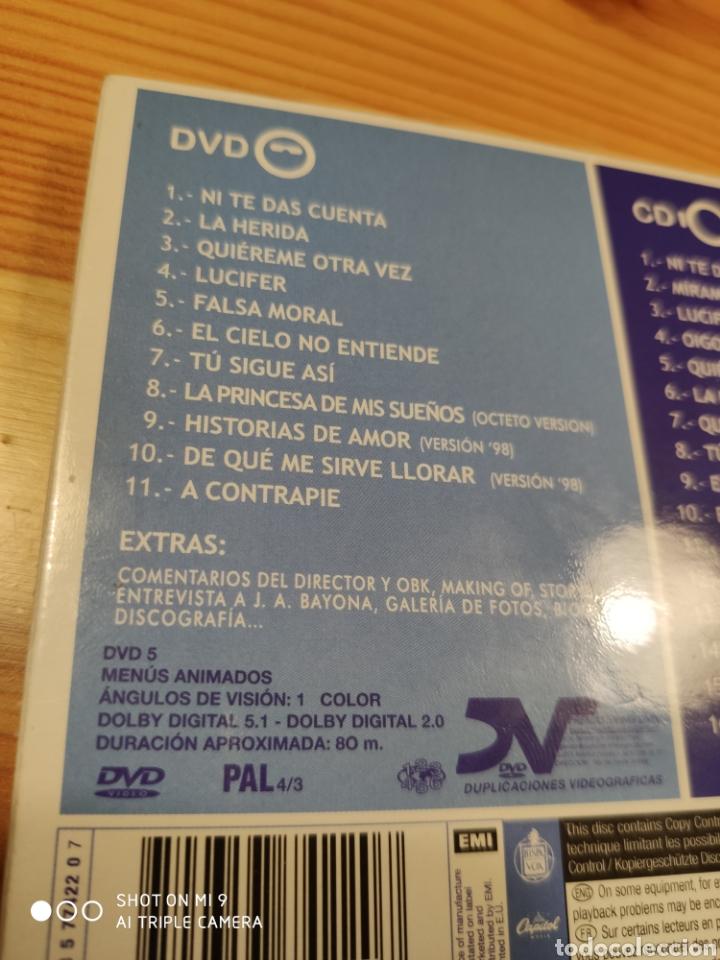 CDs de Música: OBK, SONORAMA. DIFICILÍSIMO DE CONSEGUIR, MUY BUSCADO. - Foto 13 - 221500717
