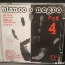 CDs de Música: BLANCO Y NEGRO MIX 4 DOBLE CD BLANCO Y NEGRO PEPETO. Lote 221503053