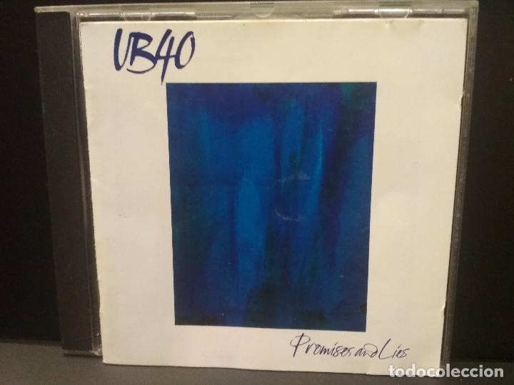 UB40 - PROMISES AND LIES - CD 1993 VIRGIN PEPETO (Música - CD's Reggae)