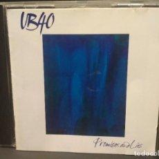 CDs de Música: UB40 - PROMISES AND LIES - CD 1993 VIRGIN PEPETO. Lote 221503298