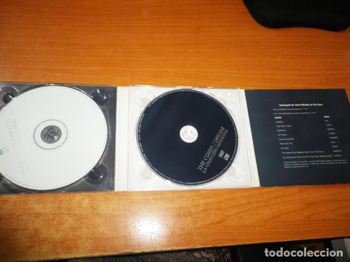CDs de Música: THE CORRS Dreams ALEJANDRO SANZ CD + DVD DIGIPACK 2006 3 CONCIERTOS 40 PRINCIPALES ESPAÑA MUY RARO - Foto 3 - 221505381