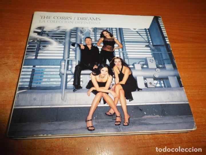THE CORRS DREAMS ALEJANDRO SANZ CD + DVD DIGIPACK 2006 3 CONCIERTOS 40 PRINCIPALES ESPAÑA MUY RARO (Música - CD's Pop)