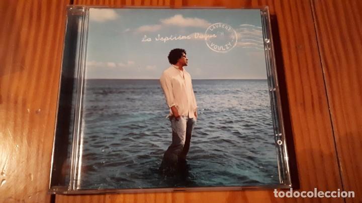 LAURENT VOULZY - LA SEPTIEME VAGUE - 2006 - COMPRA MÍNIMA 3 EUROS (Música - CD's Melódica )