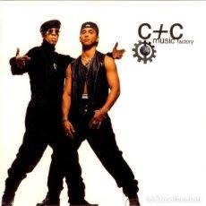 CD de Música: CD C+C MUSIC FACTORY - ANYTHING GOES! - COLUMBIA COL 477238 2 - 1994 (EX/EX)Ç. Lote 221508938