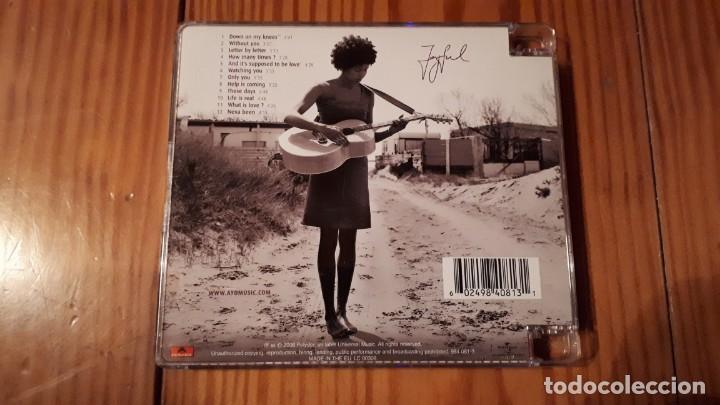 CDs de Música: AYO - JOYFUL - 2006 - COMPRA MÍNIMA 3 EUROS - Foto 2 - 221512270