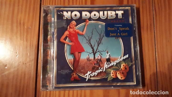 NO DOUBT - TRAGIC KINGDOM - 1995 - COMPRA MÍNIMA 3 EUROS (Música - CD's Rock)