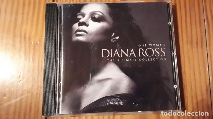 DIANA ROSS - ONE WOMAN - THE ULTIMATE COLLECTION - 1993 - COMPRA MÍNIMA 3 EUROS (Música - CD's Jazz, Blues, Soul y Gospel)