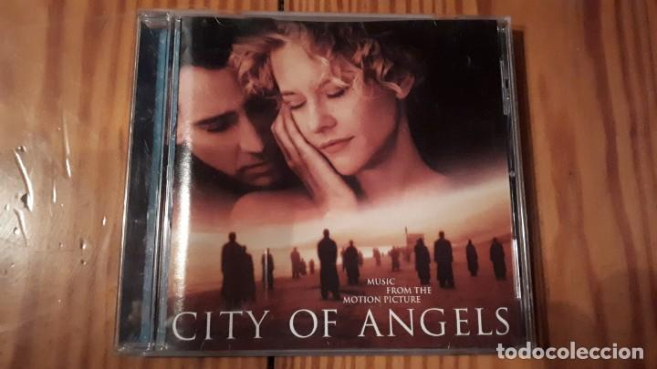 TIM STORY - IN SEARCH OF ANGELS - 1999 - COMPRA MÍNIMA 3 EUROS (Música - CD's Bandas Sonoras)