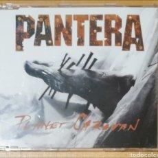 CDs de Música: PANTERA - PLANET CARAVAN. CD SINGLE PROMOCIONAL. Lote 221515051