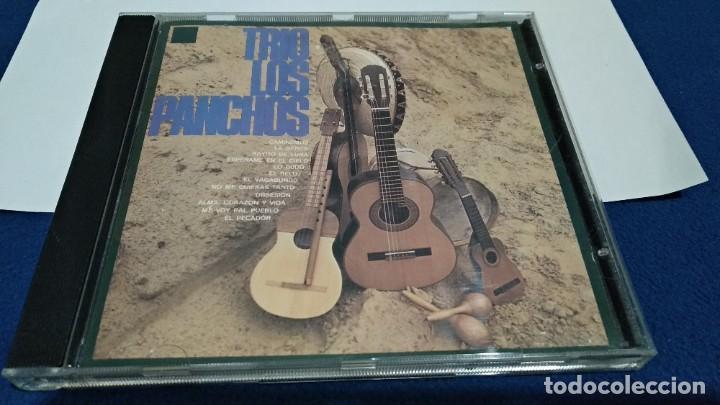 CD - LOS PANCHOS - TRIO LOS PANCHOS - 1972 SONY MUSIC CBS - NUEVO (Música - CD's Otros Estilos)