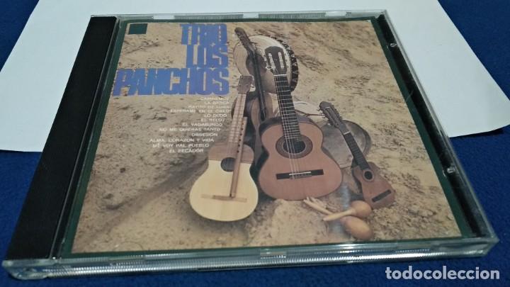 CDs de Música: CD - LOS PANCHOS - TRIO LOS PANCHOS - 1972 SONY MUSIC CBS - NUEVO - Foto 2 - 221515756