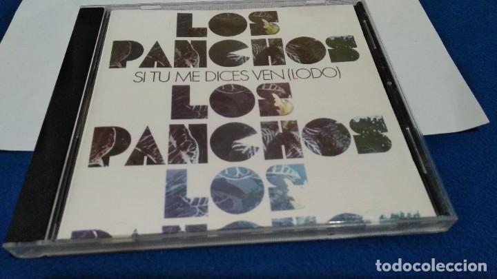 CDs de Música: CD - LOS PANCHOS - SI TU ME DICES VEN - 1992 SONY MUSIC CBS - EN PERFECTO ESTADO - Foto 2 - 221515857
