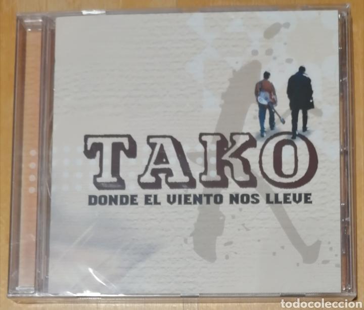 TAKO - DONDE EL VIENTO NOS LLEVE (Música - CD's Rock)