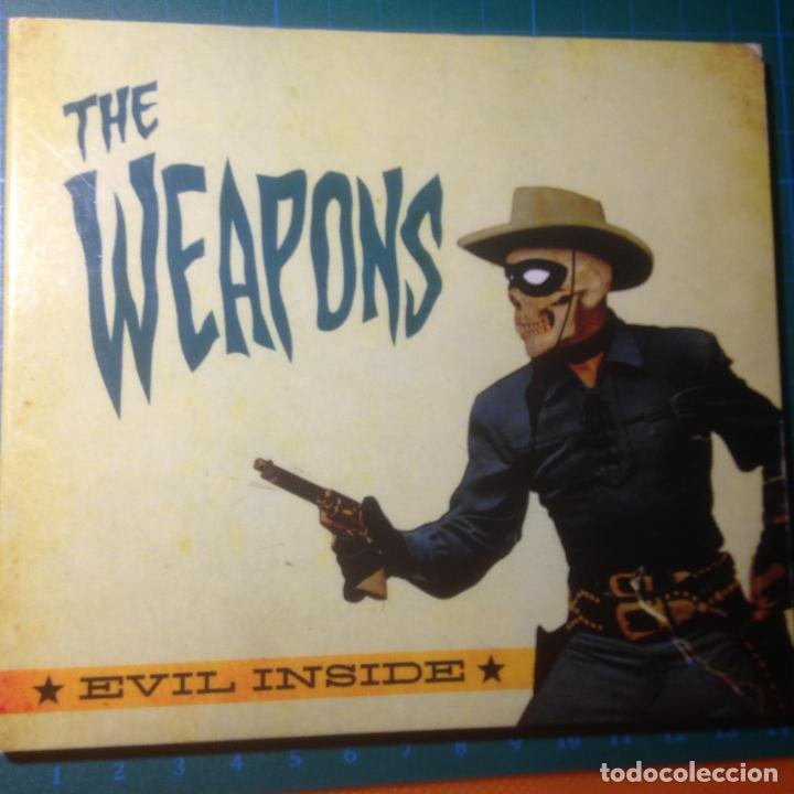 THE WEAPONS - EVIL INSIDE (Música - CD's Rock)