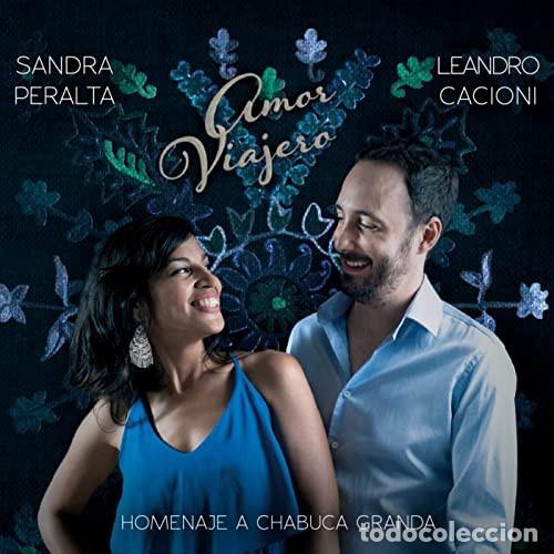 AMOR VIAJERO LEANDRO CACIONI & SANDRA PERALTA CD PRECINTADO (Música - CD's Latina)