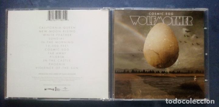 CDs de Música: CD WOLFMOTHER - COMIC. EGG. 2009 - Foto 3 - 221517168