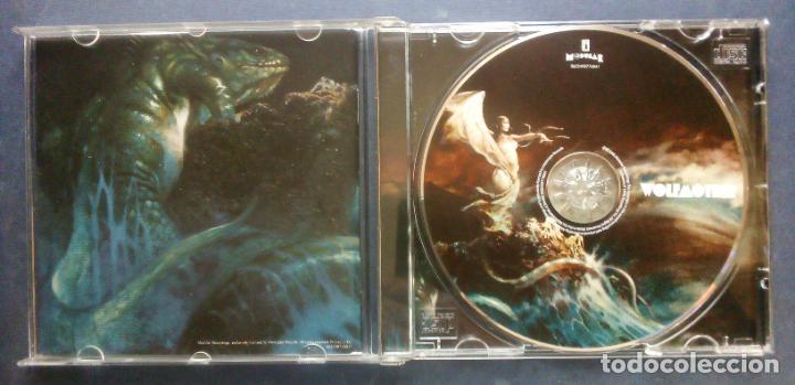 CDs de Música: CD WOLFMOTHER - WOMAN 2006. - Foto 2 - 221517303