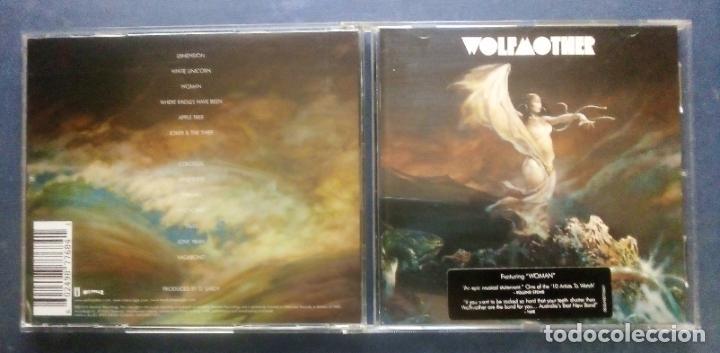 CDs de Música: CD WOLFMOTHER - WOMAN 2006. - Foto 3 - 221517303